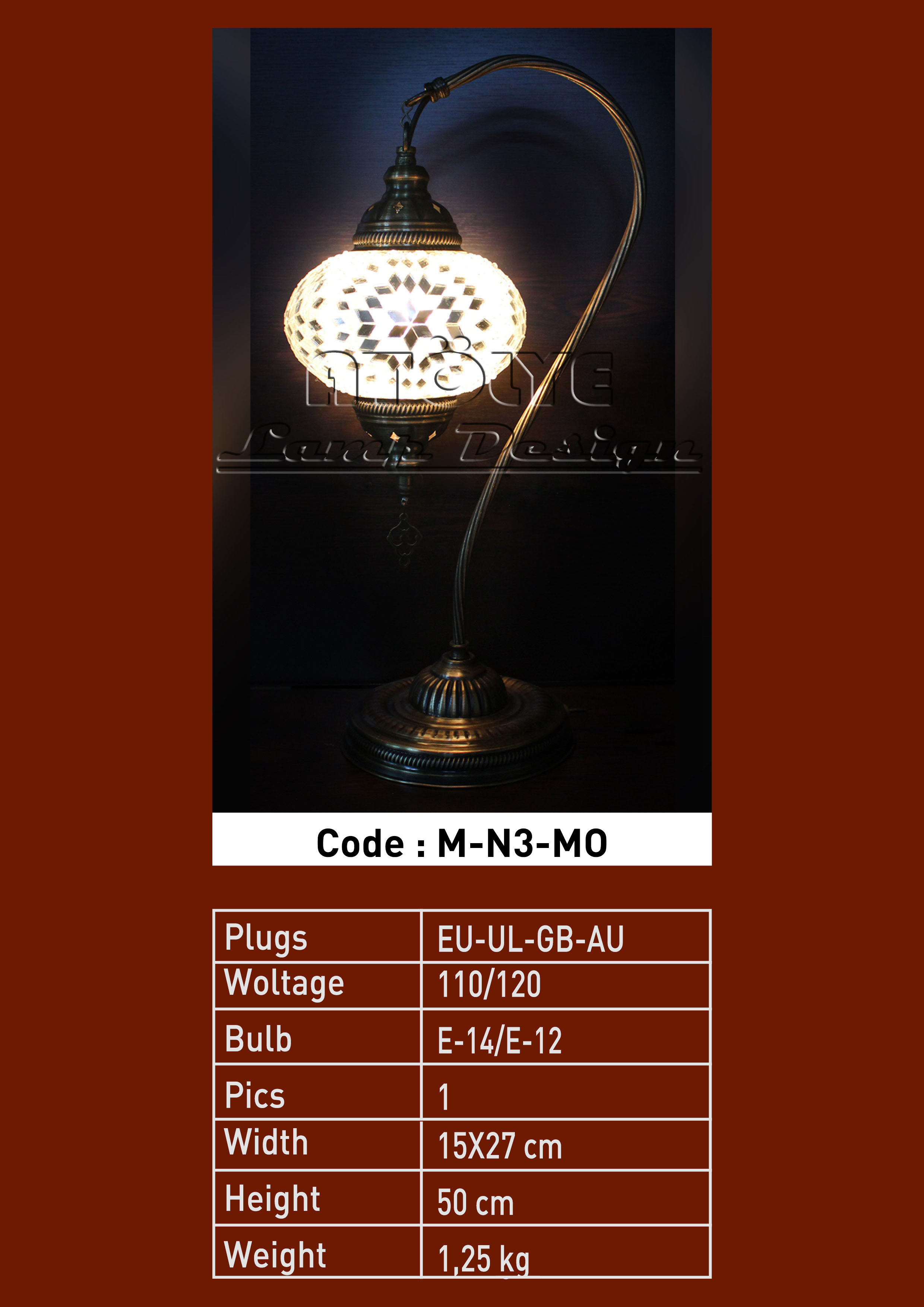 mozaik masa lamba deveboynu no3